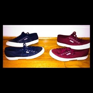 Shoes - Bran new Superga Sneakers